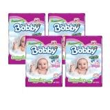 Mua Bộ 4 Goi Ta Giấy Bobby Fresh Newborn 1 56