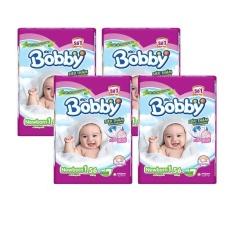 Bộ 4 Goi Ta Giấy Bobby Fresh Newborn 1 56 Bobby Chiết Khấu
