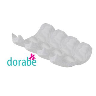 Bộ 4 miếng lót chống tràn 360 độ cho vỏ tã sơ sinh Dorabe thumbnail
