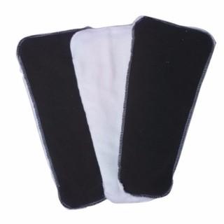 Bộ 4 Miếng Lót Tã Vải Dorabe 2 Ban Ngày, 2 Ban Đêm Size M thumbnail