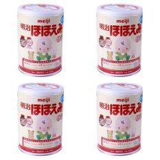 Bán Bộ 4 Sữa Meiji Số 800G Trong Hồ Chí Minh