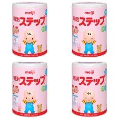 Mua Bộ 4 Sữa Meiji Số 9 820G Rẻ Trong Vietnam