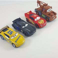 Hình ảnh Bộ 4 xe đồ chơi Disney car - Lightning McQueen