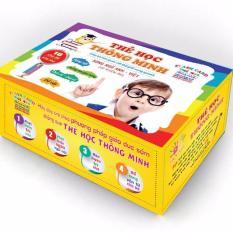 Hình ảnh Bộ 416 Thẻ học chữ Song Ngữ bằng hình ảnh kích thích trí thông minh cho bé