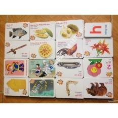 Hình ảnh Bộ 416 Thẻ Học Tiếng Anh Thông Minh Flashcard Cho Bé