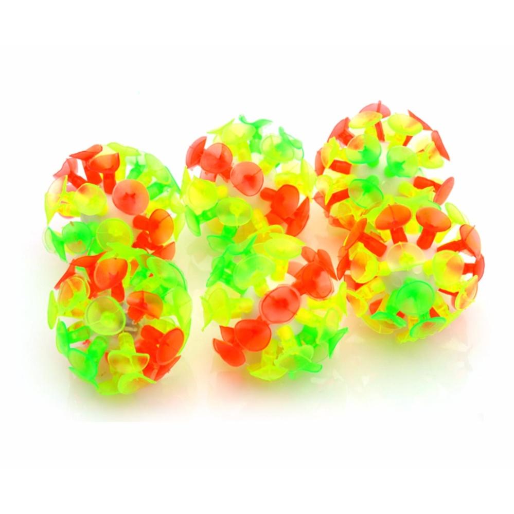 Bộ 5 Bóng Ném Dính - Sticky Ball Giá Sốc Không Thể Bỏ Qua
