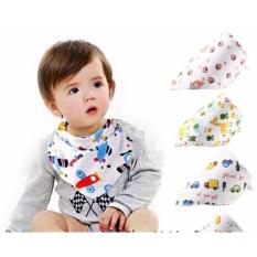 Bộ 5 khăn tam giác quàng cổ cho bé