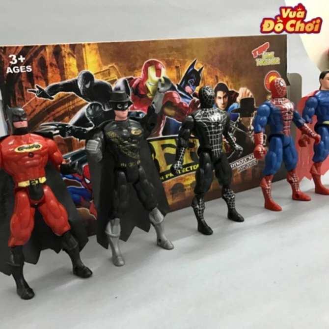 ... Bộ 5 siêu anh hùng bảo vệ trái đất giá rẻ cho bé ...