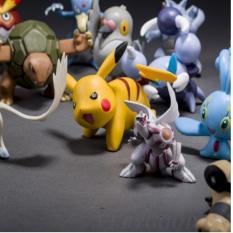 Hình ảnh Bộ 72 tượng thú Pokemon Go cao 2-3cm ngẫu nhiên HQ PLaza T391I (nhiều màu)