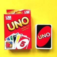 Hình ảnh Bộ Bài Uno giấy Cứng Loại Tốt Nhất