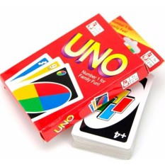 Hình ảnh Bộ Bài UNO - Uno Loại Tốt Giấy Cứng - Chirita