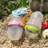 Mua Bộ Binh Sữa Comotomo Silicone 150Ml Hồng Va 250Ml Xanh La Nhạt