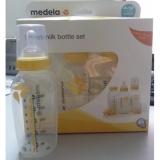 Bộ Binh Trữ Sữa Medela 250Ml Va Num Ti Size M Vang Nguyên