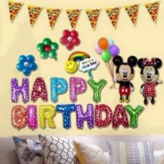 Hình ảnh Bộ bóng trang trí sinh nhật
