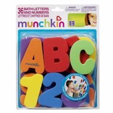 Hình ảnh Bộ chữ xốp Munchkin