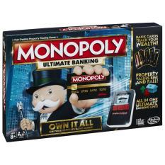 Hình ảnh Bộ cờ tỷ phú Monopoly Ultimate Banking