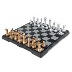 Hình ảnh Bộ cờ vua nam châm 2 trong 1 Chess & Checker
