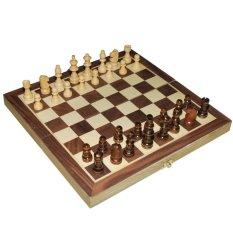 Hình ảnh Bộ cờ vua nam châm bằng gỗ 40 x 40