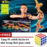 Ôn Tập Trên Bộ Cung Ten Loại Cao Cấp Danh Tặng Be Dịp Lễ Tết Tặng Rubik Loại 1 Trơn Nhạy