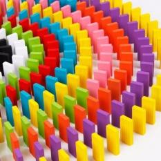 Hình ảnh Bộ đồ chơi 500 quân Domino bằng gỗ