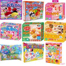 Hình ảnh Bộ đồ chơi bằng kẹo dẻo Kracie Popin Cookin