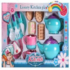 Hình ảnh Bộ đồ chơi bánh và ấm trà