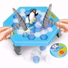 Hình ảnh Bộ đồ chơi bẫy chim cánh cụt cho trẻ thư giãn