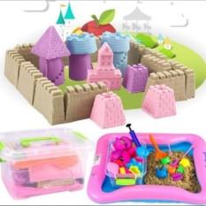 Hình ảnh Bộ đồ chơi cát nặn vi sinh 5+ BenHome sáng tạo & kích thích sáng tạo cho bé