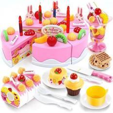 Hình ảnh Bộ đồ chơi chia bánh sinh nhật