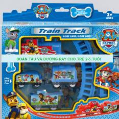 Hình ảnh Bộ đồ chơi đoàn tàu Track Train
