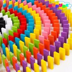 Hình ảnh Bộ Đồ Chơi Domino Bằng Gỗ Babybe