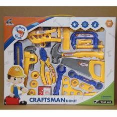 Hình ảnh Bộ đồ chơi dụng cụ sửa chữa 25 món Cupid Kid 2302104 TG005