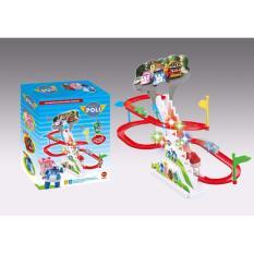 Hình ảnh Bộ đồ chơi đường đua Ô tô phát nhạc cho bé yêu
