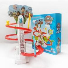 Hình ảnh Bộ đồ chơi đường đua Robocar Poli (đồ chơi leo thang)