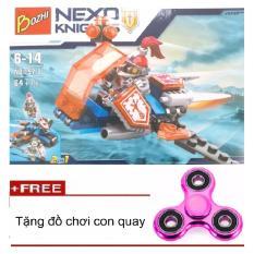 Hình ảnh Bộ đồ chơi gép hình(Bozhi.No.157-2)Tặng kèm đồ chơi con quay