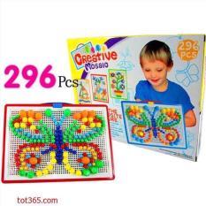 Hình ảnh Bộ đồ chơi ghép hạt cho bé