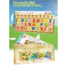 Hình ảnh Bộ đồ chơi học chữ và học số Vivitoys VVT044