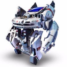 Bộ Đồ Chơi Lắp Rap Robot Khong Gian 7 In 1 Sku 220 St247Vn Chiết Khấu