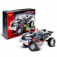 Hình ảnh Bộ đồ chơi lắp ráp xe đua OFF ROADER 3342