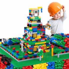 Hình ảnh Bộ đồ chơi legoo lắp ráp 1000 chi tiết