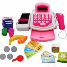 Hình ảnh Bộ đồ chơi máy tính tiền siêu thị cho bé yêu