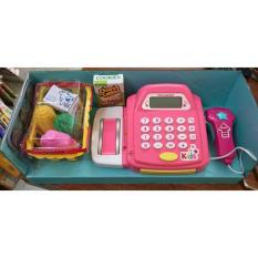 Hình ảnh Bộ đồ chơi máy tính tiền siêu thị SK70D