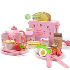 Hình ảnh Bộ đồ chơi mô phòng bữa sáng Mother Garden