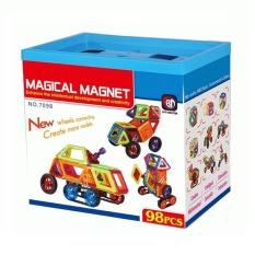Hình ảnh Bộ Đồ Chơi Nam châm MAGICAL MAGNET 98 miếng Vuông