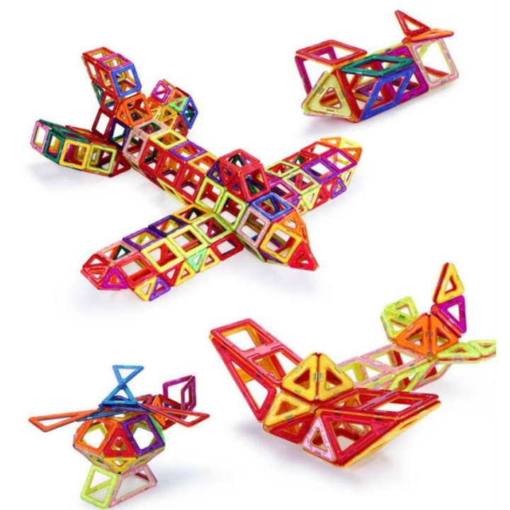 Bộ đồ chơi nam châm xếp hình Magical Magnet cho bé 20 miếng