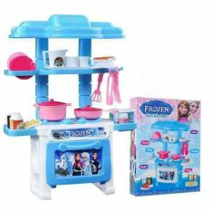 Hình ảnh Bộ đồ chơi nấu ăn cho bé gái phát triển trí tuệ 926C-12F2