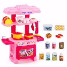 Hình ảnh Bộ đồ chơi nấu ăn nhà bếp HQN Shop