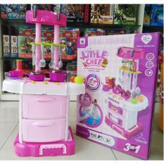 Hình ảnh Bộ đồ chơi nhà bếp No.W097 3in1