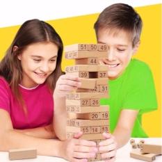 Hình ảnh Đồ chơi rút gỗ loại lớn/đồ chơi rút gỗ giá rẻ