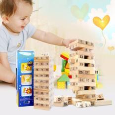 Hình ảnh Bộ đồ chơi rút gỗ thông minh cho trẻ sáng tạo